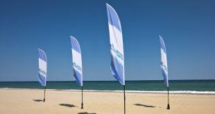 Beachflags - Flexible Werbeflaggen