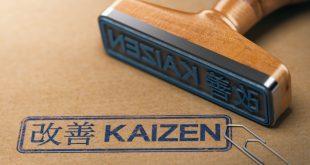 Kaizen - japanische Organisation