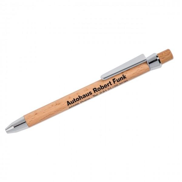 """Druckkugelschreiber """"Wood"""""""