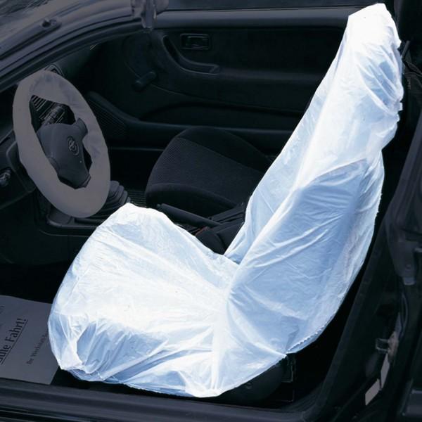 Einweg-Sitzschoner für PKW