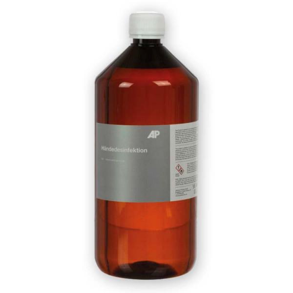 Händedesinfektionsmittel 1000 ml Nachfüllflasche