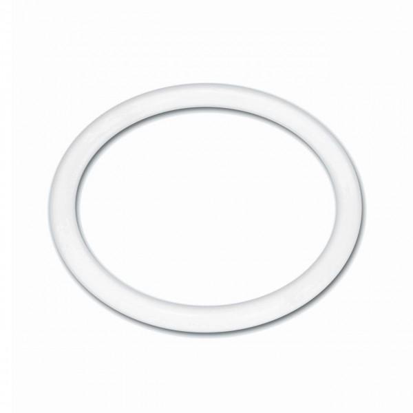 Kunststoff-Mastring, weiß, Ø 100 mm