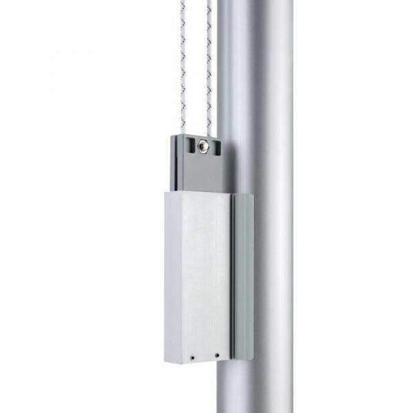 Hiss-Vorrichtung für Fahnenmasten