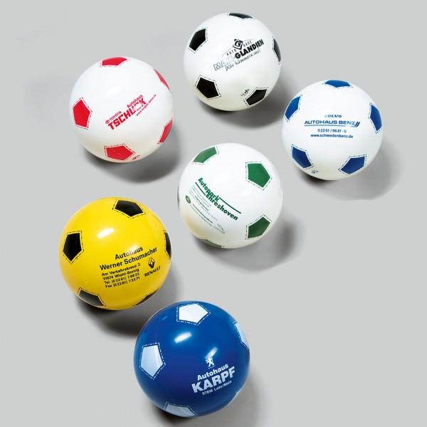 Freizeitball aus Kunststoff, Ø ca. 22 cm
