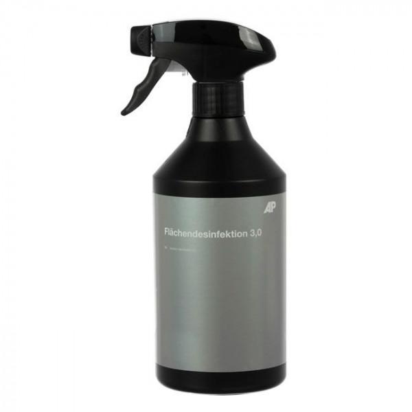 Sprühflasche 500 ml mit Flächendesinfektionsmittel