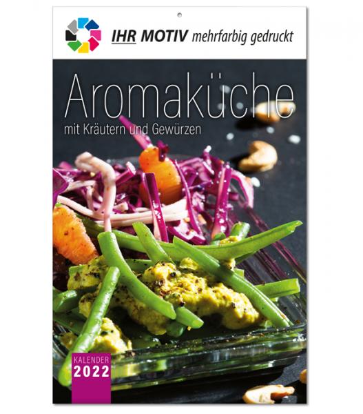 "Bildkalender ""Aromaküche"", Ausgabe 2022"