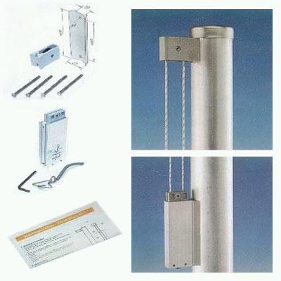 Universal Hiss-Vorrichtung für Fahnenmasten