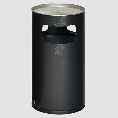 Außen-Ascher und Abfallsammler Typ H 75