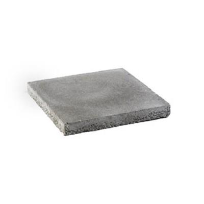 Gehwegplatte aus Beton für mobilen Bodenständer. Maße 50 x 50 x 5 cm