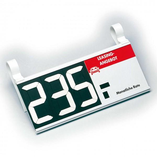 "LCD-Fix Ratenpreis-Set, Design ""Top-Line"""