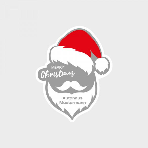 """Weihnachts-Aufkleber """"Weihnachtsmann"""""""