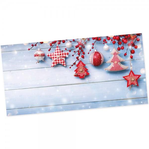 "Weihnachts-Postkarte, Motiv ""Traum"""