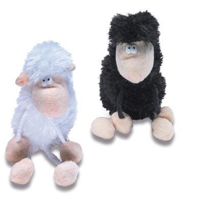 Plüschtier-Geldbörse Schaf