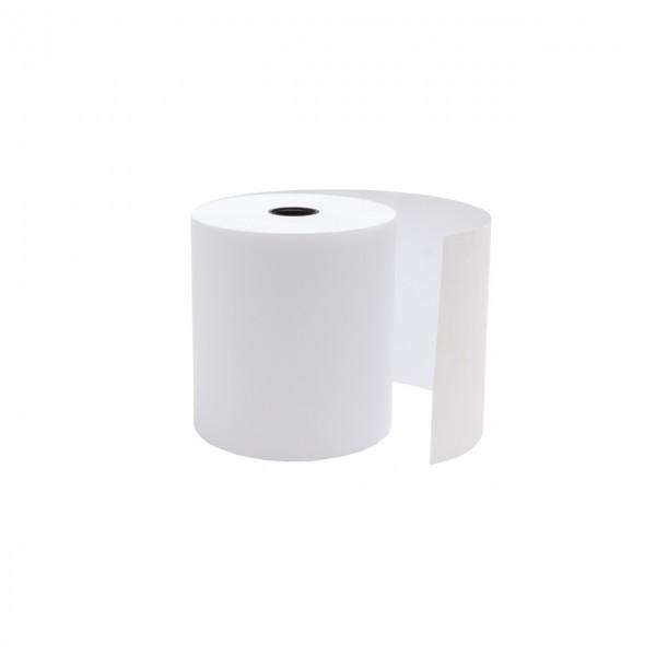 Telecash-Thermorolle, Breite 57 mm, blanco, Lauflänge 25 Meter