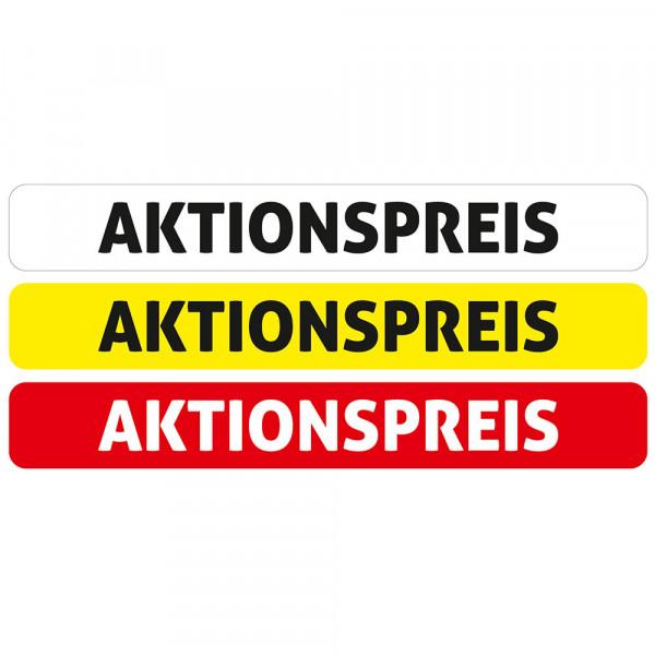 Scheibenaufkleber AKTIONSPREIS