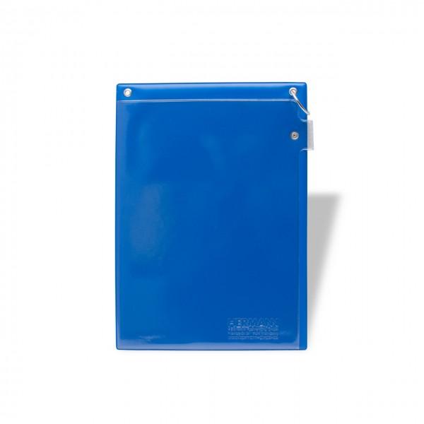 Auftragstaschen DIN A4 mit Klappring und Druckknopf-Verschluss, ohne Unterlagen-Fach