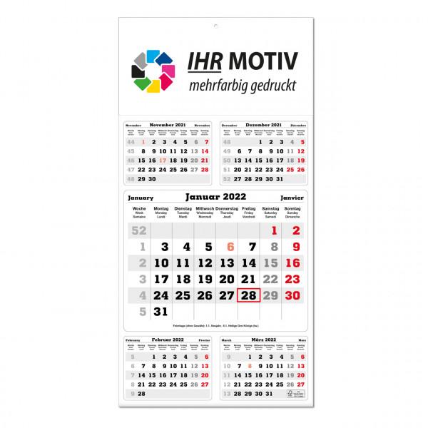 """5-Monats-Kalender """"Classic Times Five"""", Ausgabe 2022"""