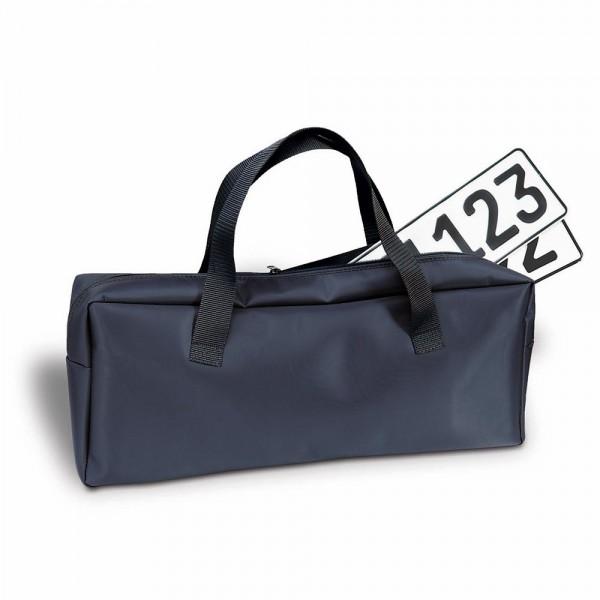 Kennzeichentasche Zulassungstasche Nummernschildtasche Schildertasche