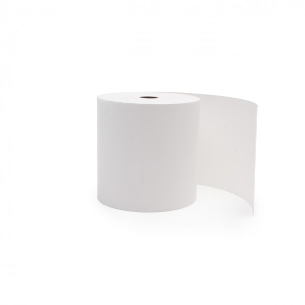 Thermo-Rolle blanco, Breite 80 mm