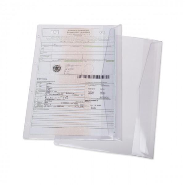 Dokumentenhülle für DIN A4, 23 x 30,5 cm