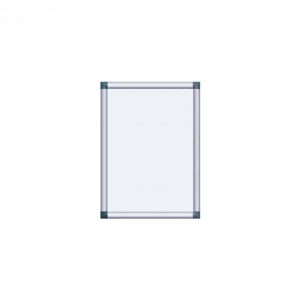 Alu-Plakatrahmen mit kantigen Ecken, DIN A2 (420 x 594 mm)