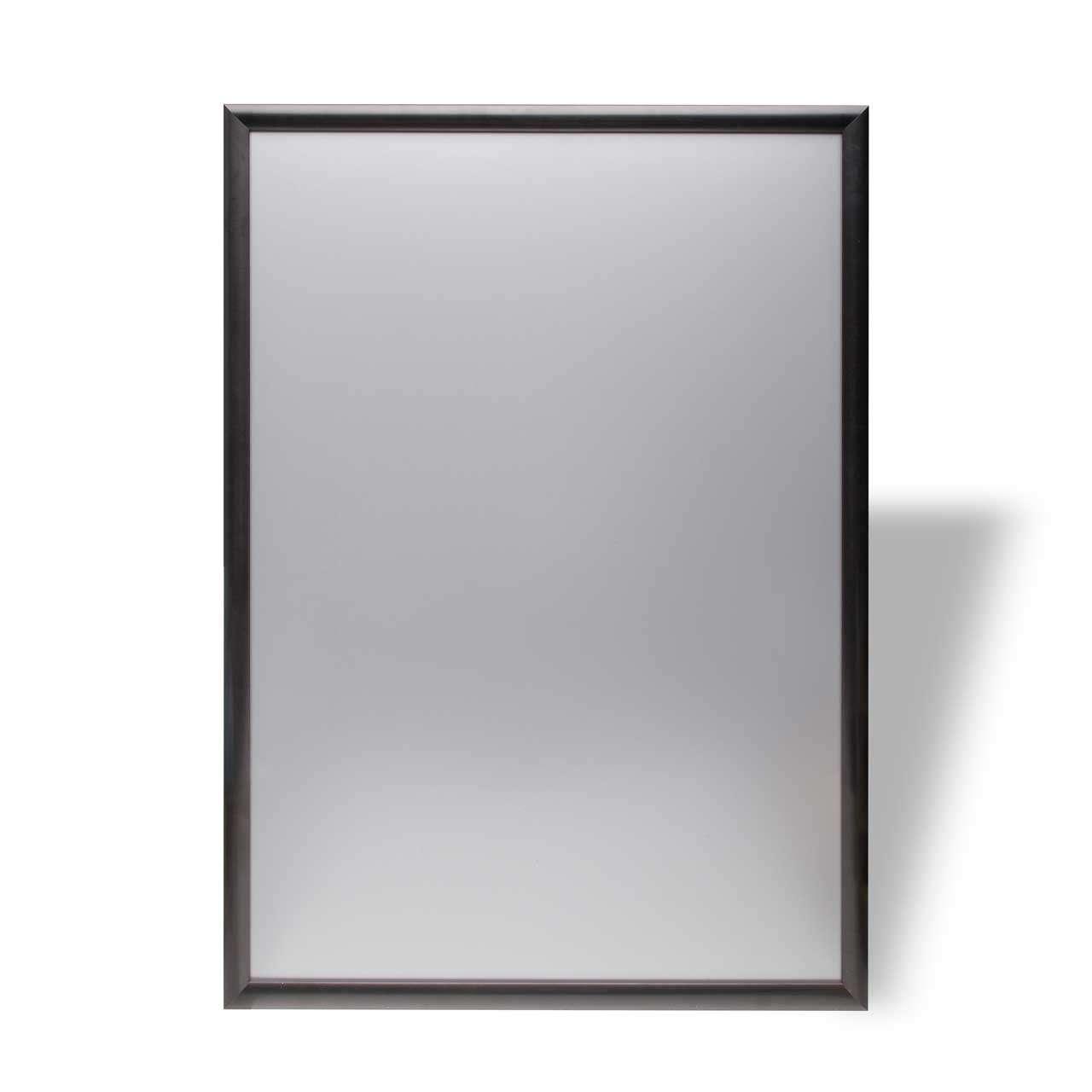 Plakatrahmen schwarz, mit kantigen Ecken, DIN A1 (594 x 841 mm ...