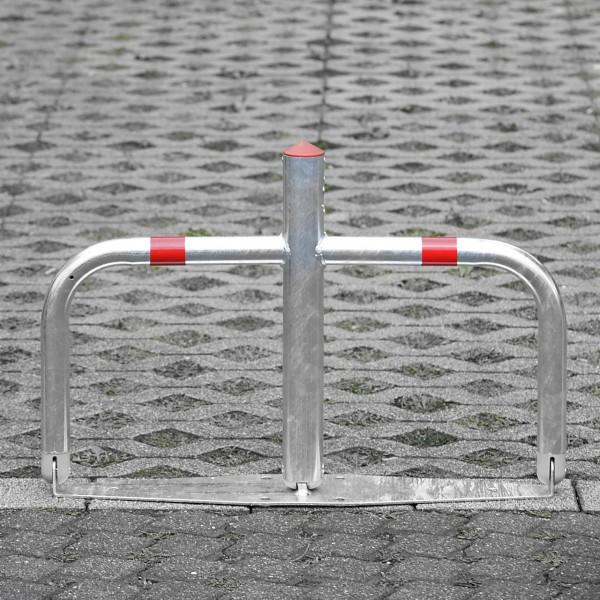 Parkplatz Sperrbügel - die ideale Parkplatzsperre