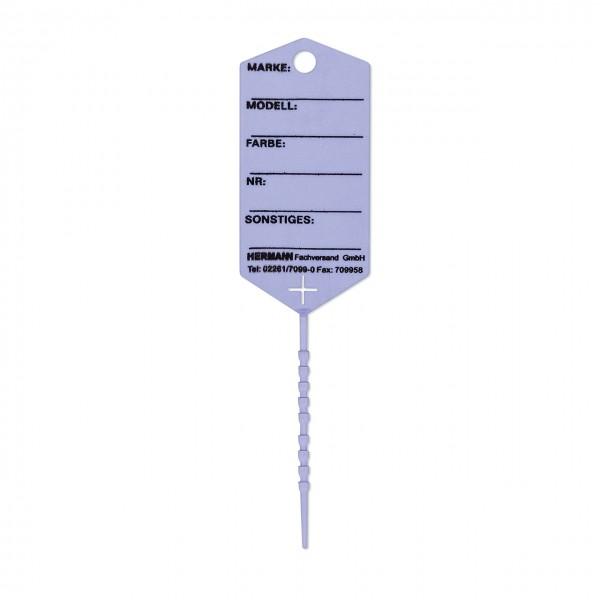 Schlüssel-Fix-Set. Komplett-Set mit 200 Schlüsselanhängern
