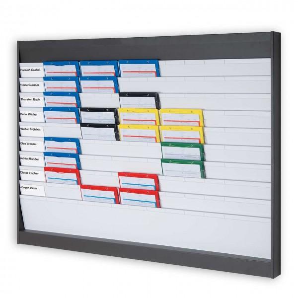 Platafel (Abb. zeigt DIN A4, 10 Bahnen)
