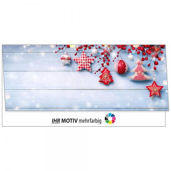 """Weihnachts-Klappkarte, Motiv """"Traum"""""""