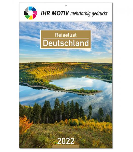 """Bildkalender """"Deutschland"""", Ausgabe 2022"""