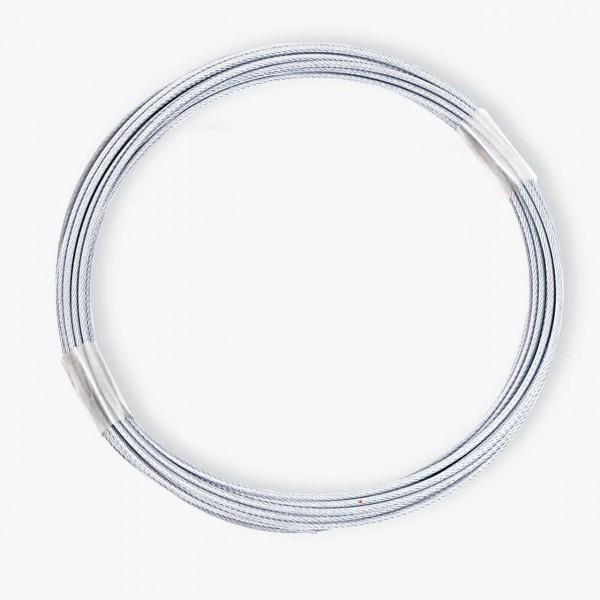 Hiss-Seil aus Stahl