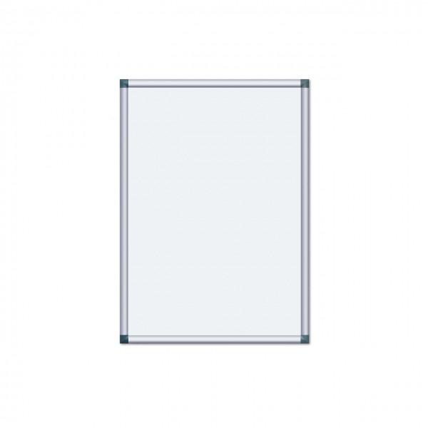 Alu-Plakatrahmen mit kantigen Ecken, DIN A1 (594 x 841 mm)