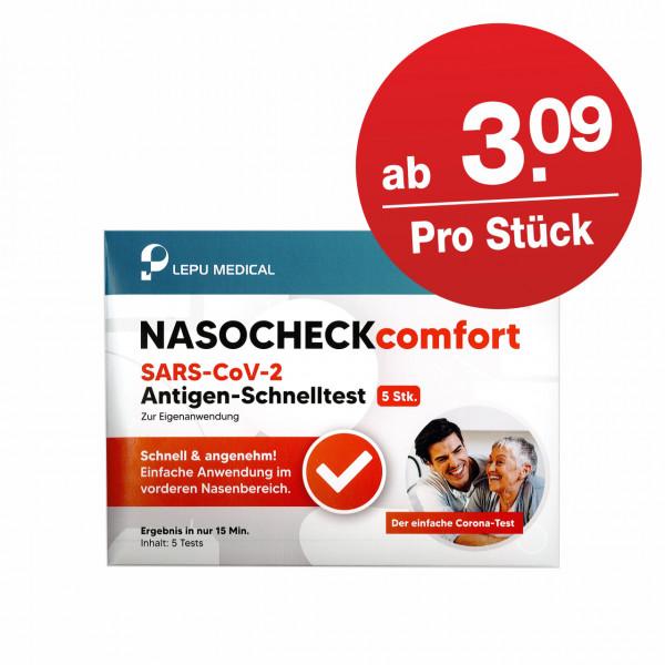 Nasocheck Comfort SARS-CoV-2 Antigen-Schnelltest
