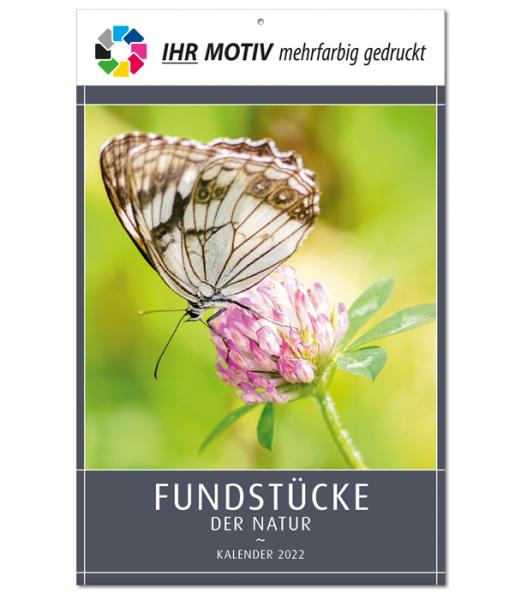 """Bildkalender """"Fundstücke der Natur"""" - Ausgabe 2022"""