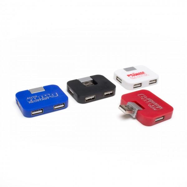 USB Hub mit 4 USB Anschlüssen