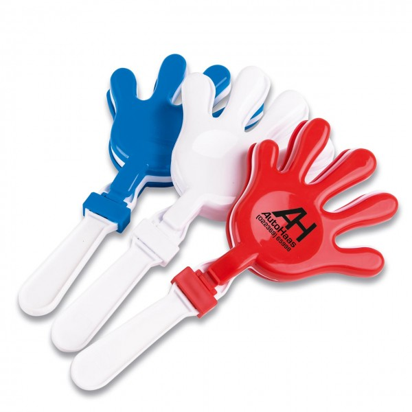 Mini-Klatsch-Hände