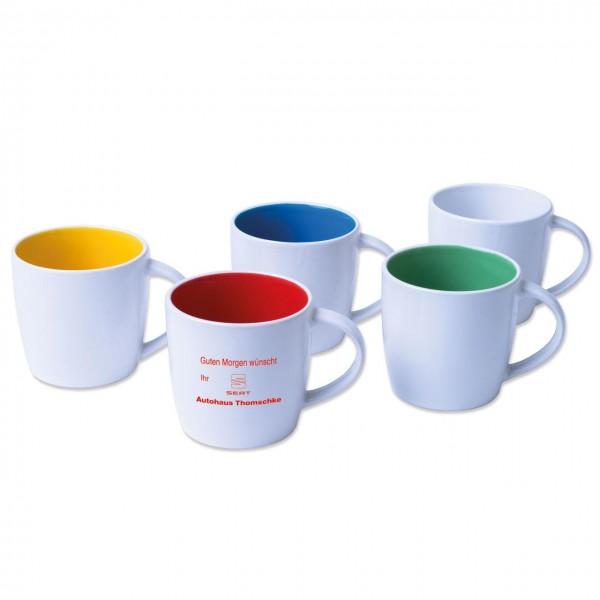 """Tasse """"Emilia"""" aus Keramik"""