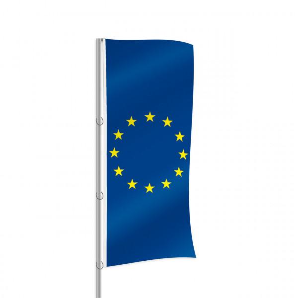 Europa Fahne 120 x 300 cm Hochformat EU Flagge