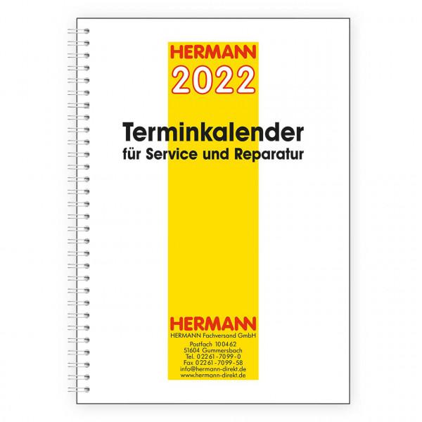 Werkstattt Terminkalender DIN A4